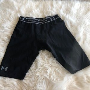 Under armour lg compression shorts